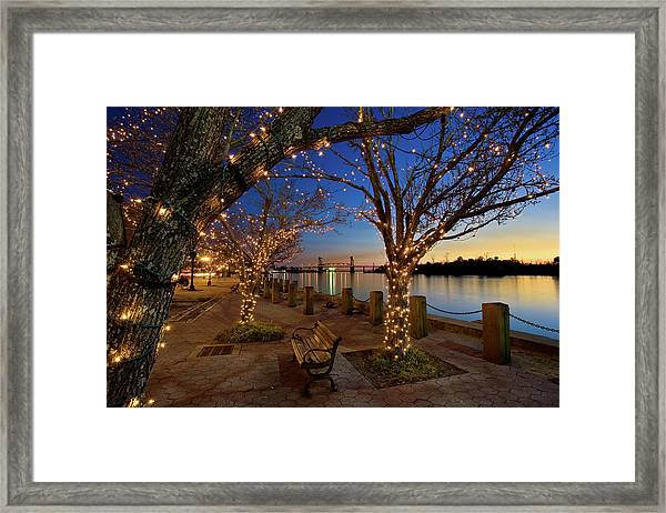 Wilmington Framed Print