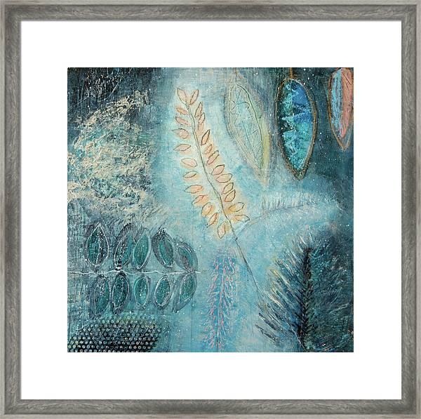 Winter Wish 1 Framed Print