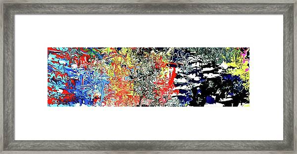 Wyld Cyd Framed Print
