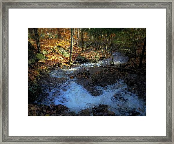Your Morning Blessing Framed Print