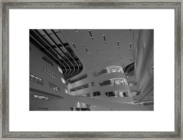 Zaha Hadid 10 Framed Print
