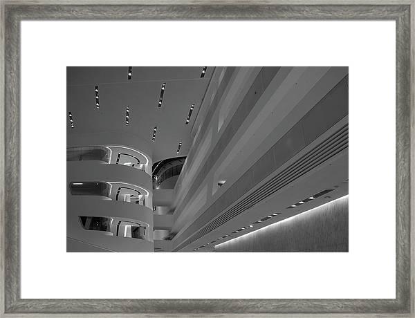 Zaha Hadid 11 Framed Print
