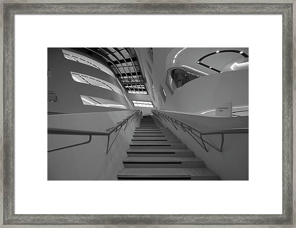 Zaha Hadid 6 Framed Print