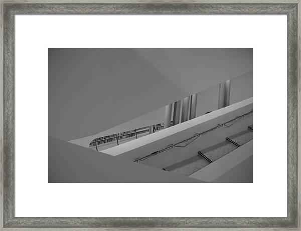 Zaha Hadid 7 Framed Print