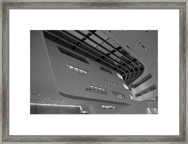 Zaha Hadid 9 Framed Print