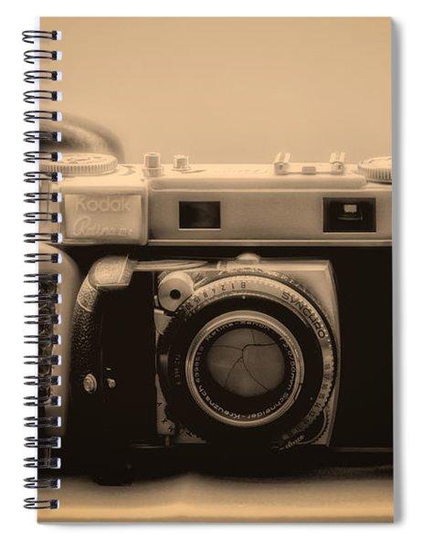 A Kodak Moment Spiral Notebook