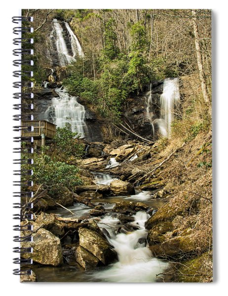Amacola Falls Spiral Notebook