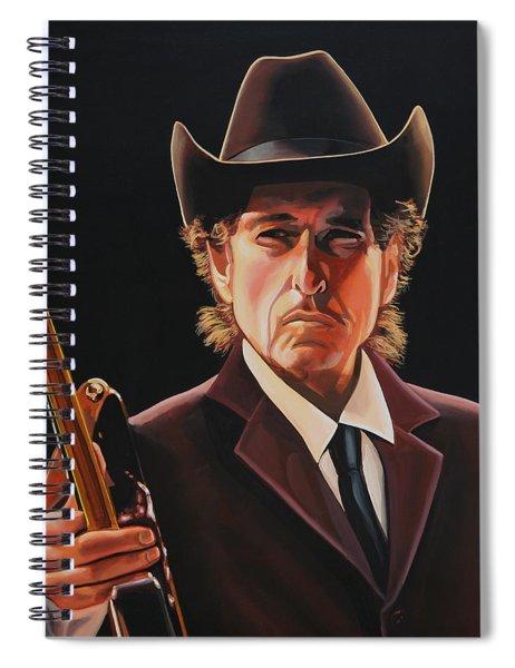 Bob Dylan 2 Spiral Notebook
