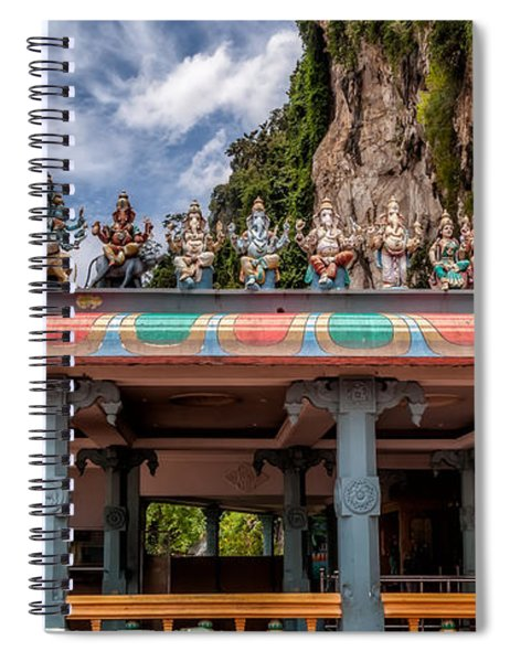 Gods And Godesses Spiral Notebook