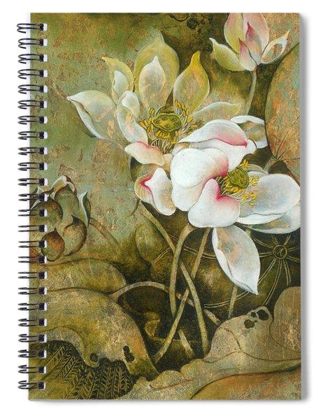 In Hiding Spiral Notebook