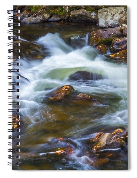 Linville Falls  Spiral Notebook