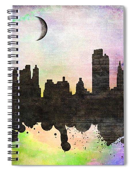 New York 6 Spiral Notebook