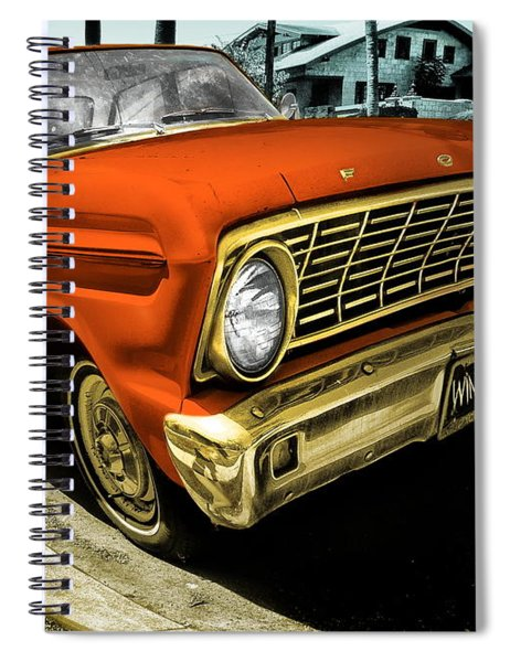 Page30 Spiral Notebook