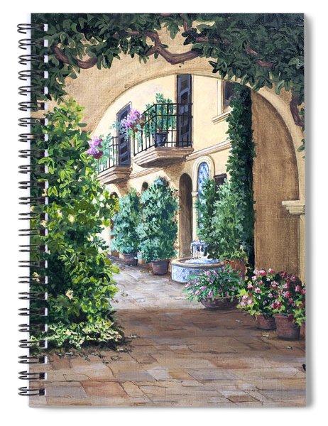 Sedona Archway Spiral Notebook
