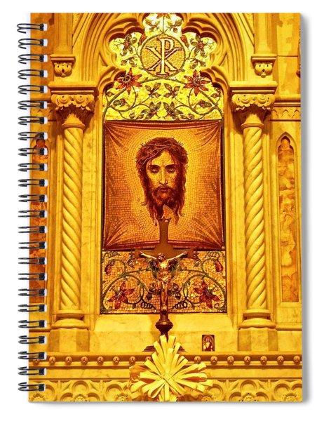 St. Patrick Nyc  Altar Spiral Notebook