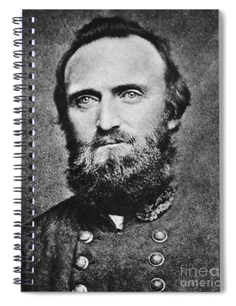Stonewall Jackson Spiral Notebook