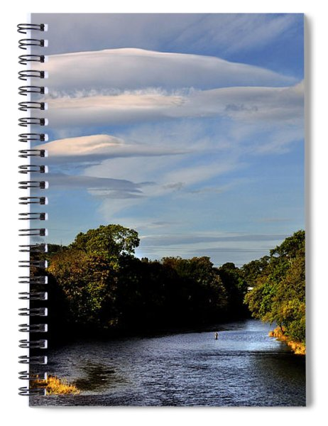 The River Beauly Spiral Notebook