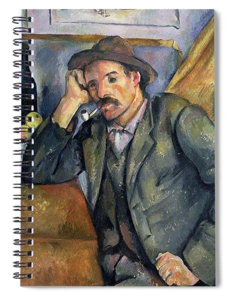 The Smoker Spiral Notebook