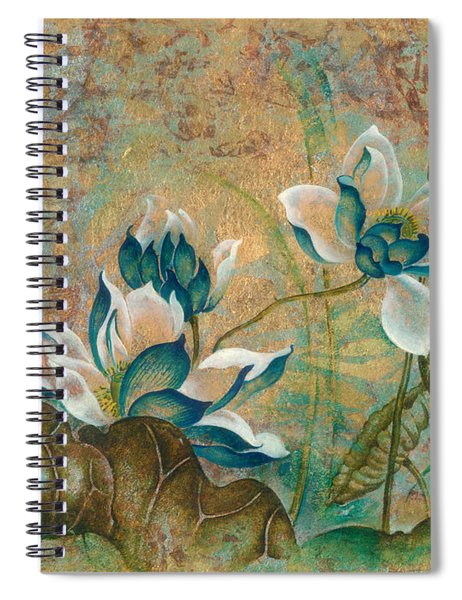 The Turquoise Incarnation Spiral Notebook
