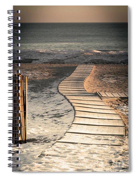 0160 Evanston Boardwalk Spiral Notebook