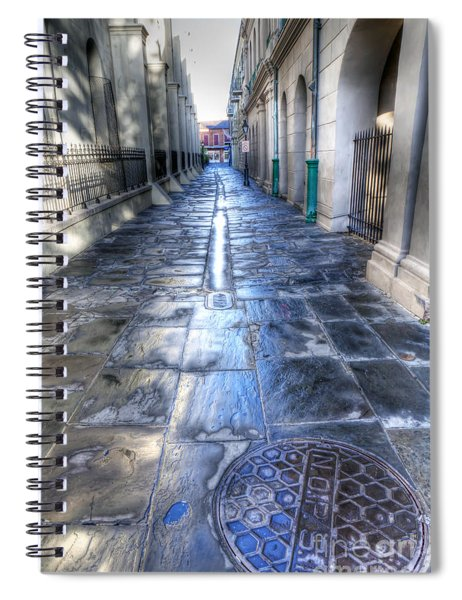 0270 French Quarter 2 - New Orleans Spiral Notebook