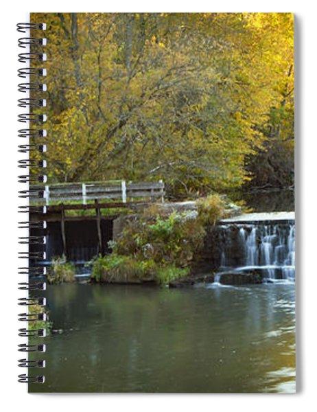 0291 Hyde's Mill Wisconsin Spiral Notebook