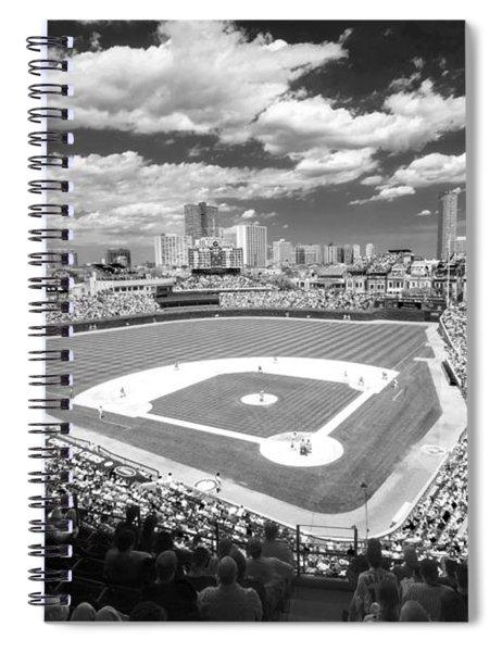 0416 Wrigley Field Chicago Spiral Notebook