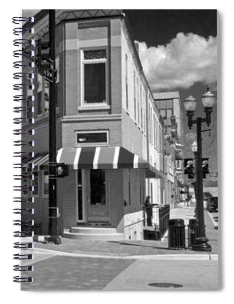 0465 Elgin Illinois Panoramic Spiral Notebook