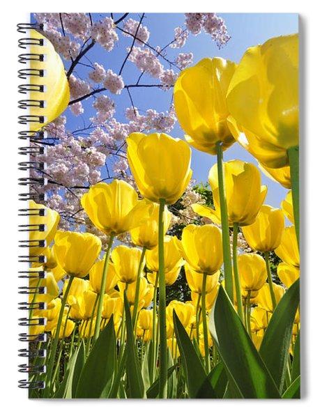 090416p030 Spiral Notebook