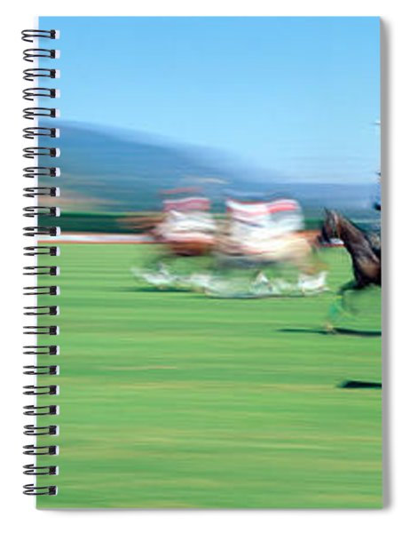 1998 World Polo Championship, Santa Spiral Notebook