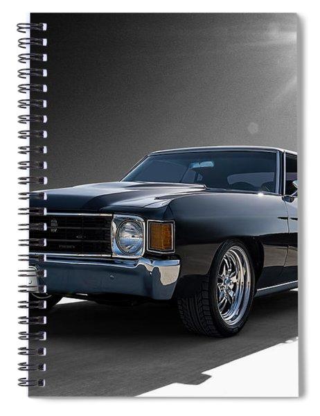'72 Chevelle Spiral Notebook