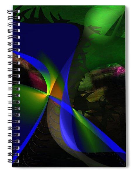 A Dream Spiral Notebook