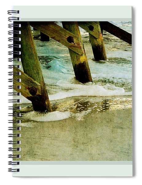 Ab Pilings Spiral Notebook