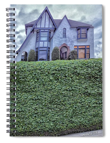 Abdoo House Spiral Notebook