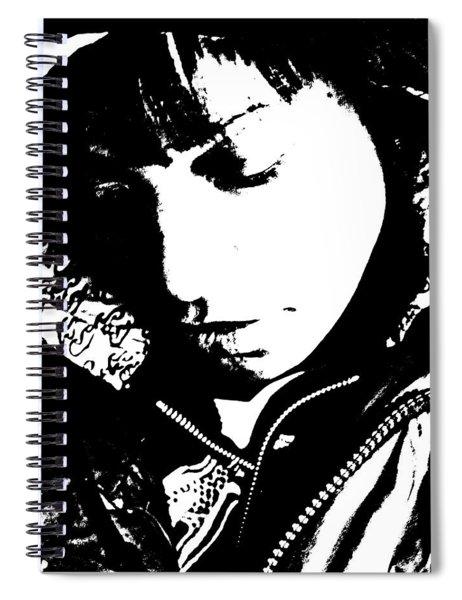 An Unspoken Prayer Spiral Notebook