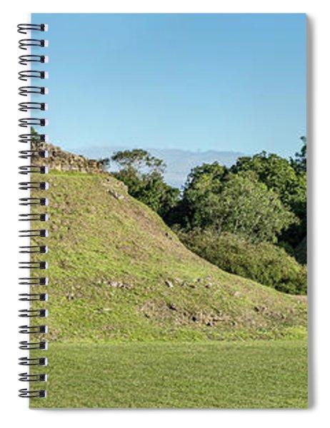 Ancient Mayan Ruins, Altun Ha, Belize Spiral Notebook