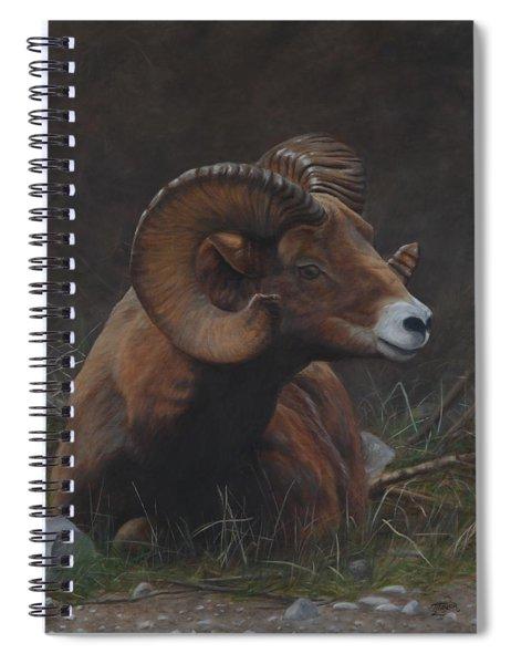 Anticipation Spiral Notebook
