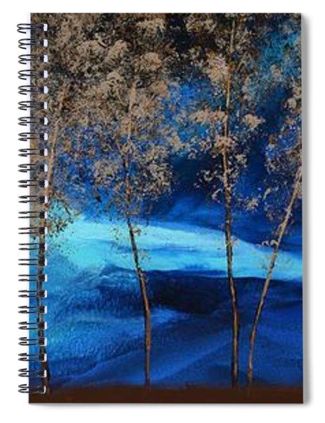 Brewing Storm Spiral Notebook