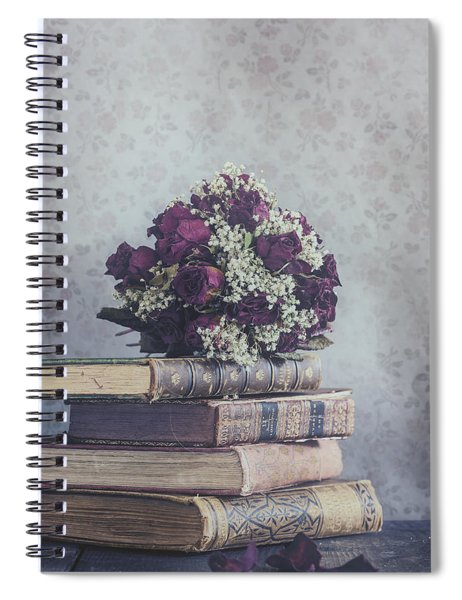 Bridal Bouquet Spiral Notebook