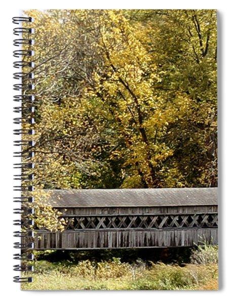 Buckeye Lake Ohio Spiral Notebook