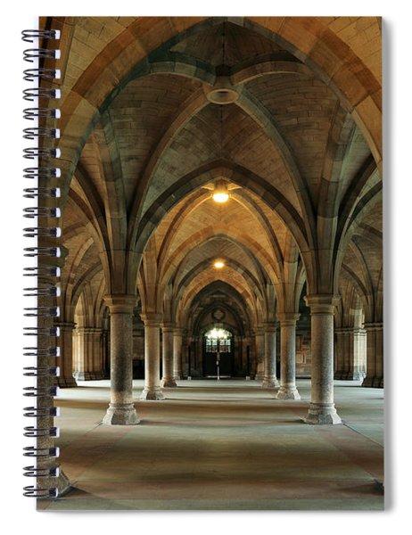 Cloisters Spiral Notebook