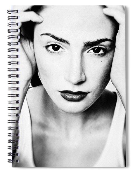 Cogito Ergo Sum Spiral Notebook