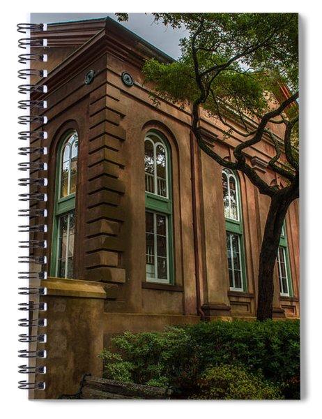 College Of Charleston Campus Spiral Notebook