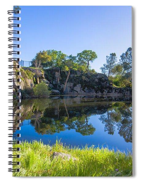 Copp's Quarry Spiral Notebook