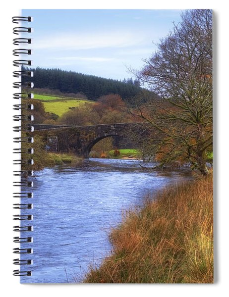 Dartmoor - Two Bridges Spiral Notebook