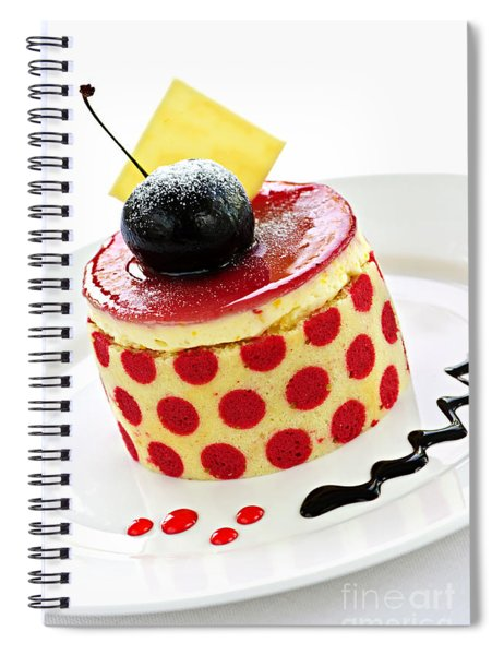 Dessert Spiral Notebook