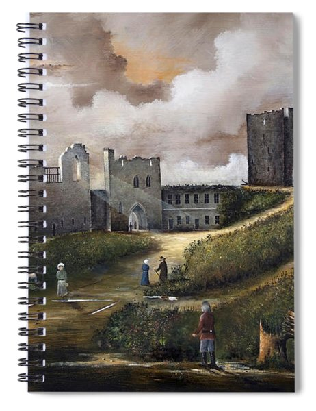 Dudley Castle 2 Spiral Notebook