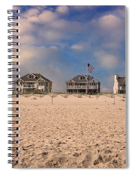 Dune Road Spiral Notebook