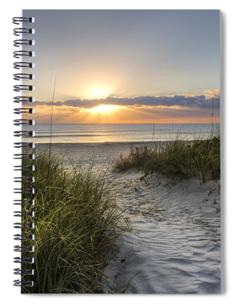 Dune Trail Spiral Notebook