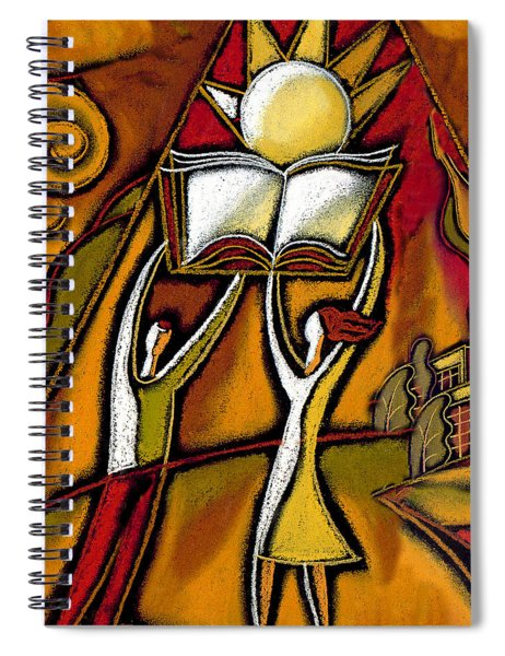 Education Spiral Notebook